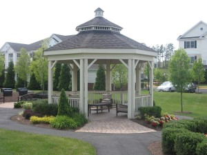 gazebo designed by jlm builders