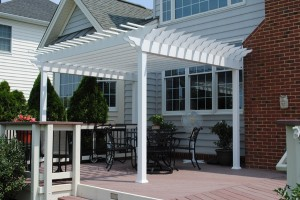 pergola by jlm builders in winchester va